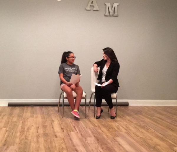In-Class Youth Film Acting