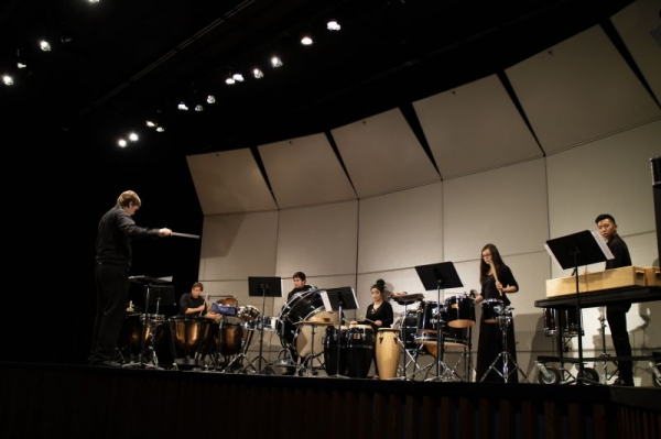 SDSU Percussion Ensemble 2018