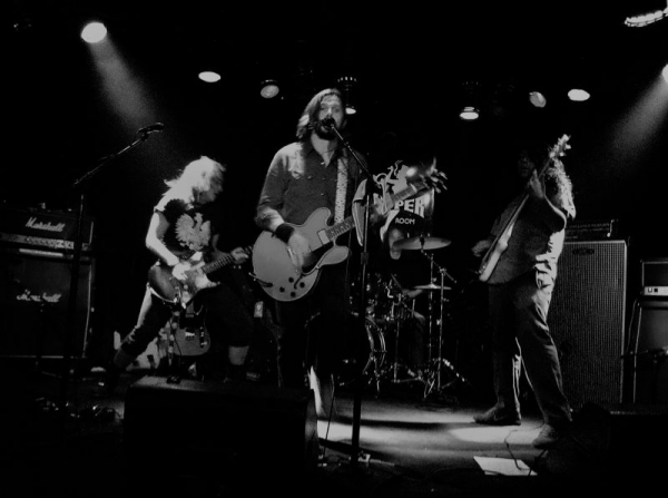 Playing with Chris Mobbs at The Viper Room