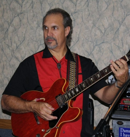 Playing a little blues with the Route 66 Project