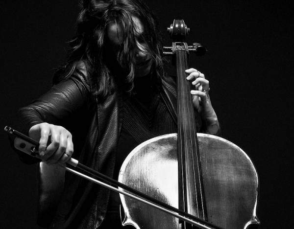 Hello Cello Portrait © Jamal Jameel 2017
