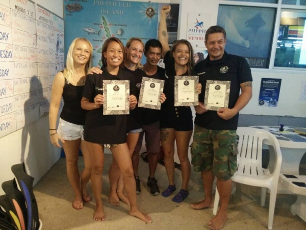 Coral Propagation and Rehabilitation Trainer Course