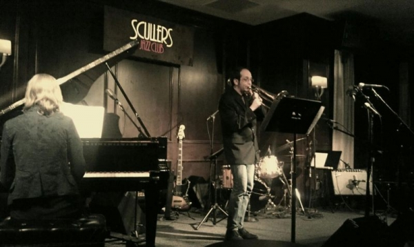 Solo at Scullers