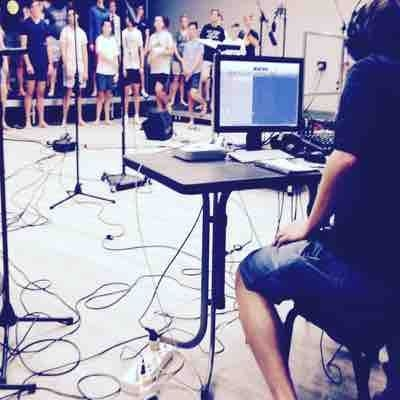 Choir Recording Sessions