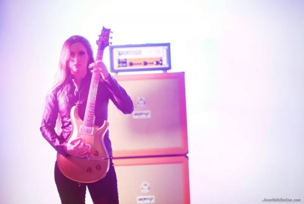 Endorsed by PRS Guitars, Orange Amps, Asterope Cables