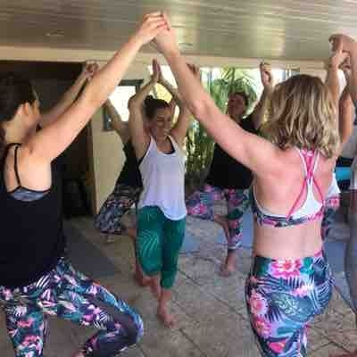Private yoga classes for you and your tribe