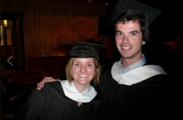 Graduating with a Masters degree in International Relations from Central European University in 2011.