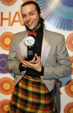 2009 Tony Awards after HAIR took home the Tony for Best Revival.