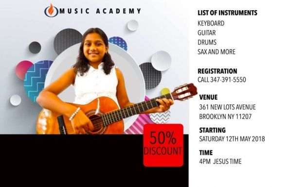 on going musical school