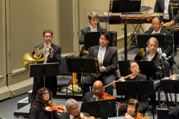 Playing Mahler's 5th with the Hawaii Symphony Orchestra