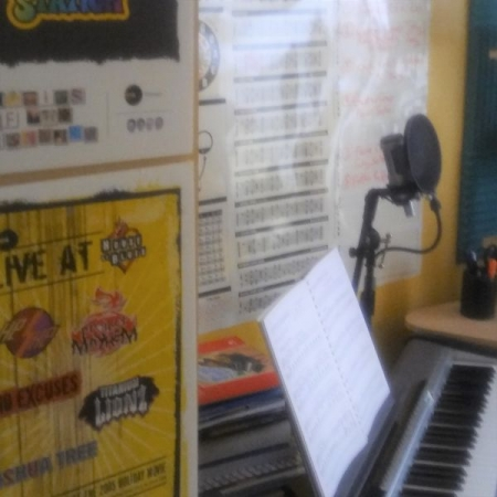 Emily Brown's Music Studio/Home Office/Voice-Over Studio