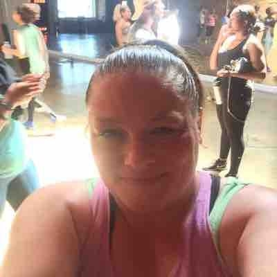 After Full Out Studio class Oakland