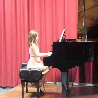 Summer 2018 Recital, Michigan