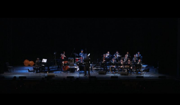 Performance of my original tune in with CSUN's Jazz A Band Spring 2018