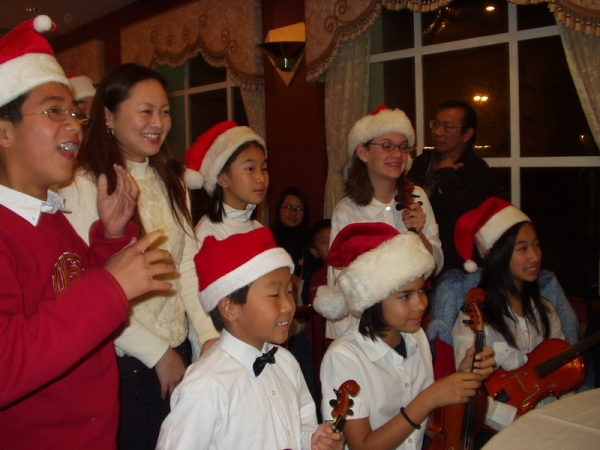 Students Christmas Concert
