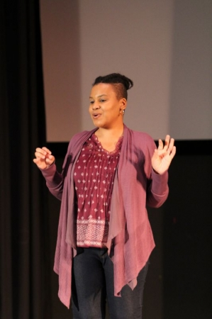 2018 - Teaching Performing Arts workshop to Theatre Students at Fort Valley State University