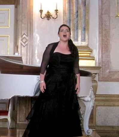 Competition Winners' Recital, Frost School of Music at Salzburg program, 2012