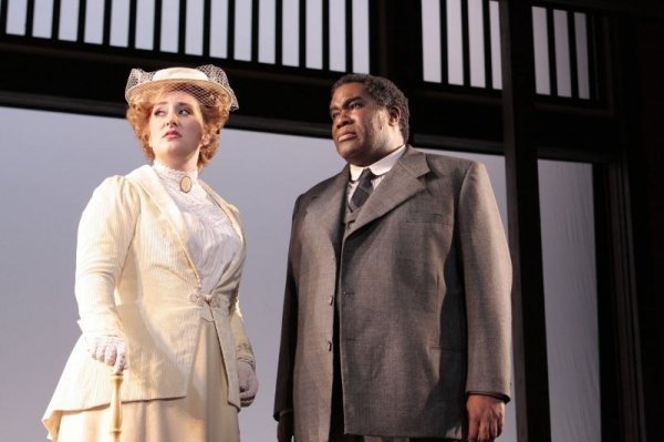 As Kate Pinkerton in Madama Butterfly with LA Opera