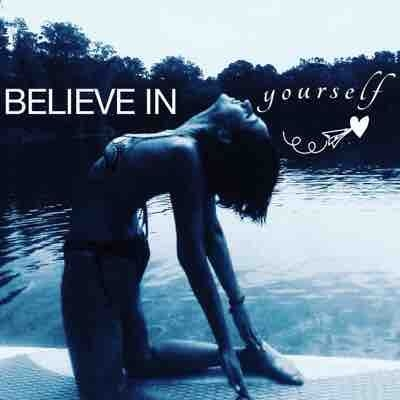 Believing in our own power is the first step into self realization!