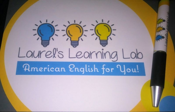 My new online academy - Laurel's Learning Lab. One course on American English Pronunciation so far - with more to come! :)