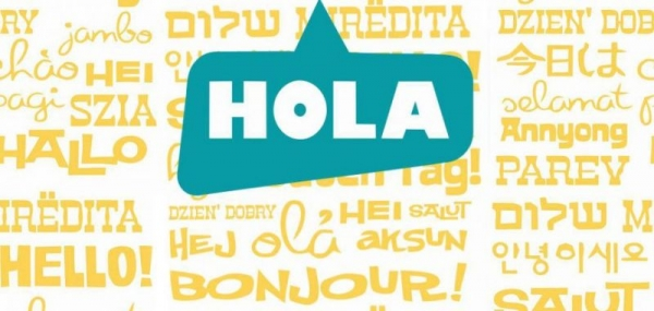 "It all starts with a friendly ""Hola!"". Don't be shy, come say hello!"