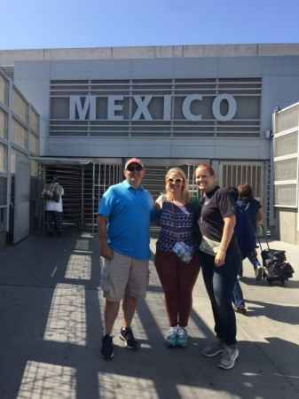 Taking my Spanish students to Tijuana for the day to practice their Spanish in real life
