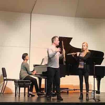 Masterclass with Emmanuel Pahud