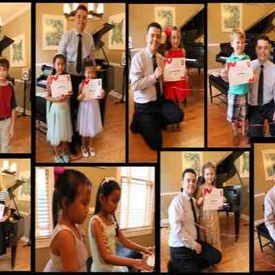Summer 2018 Student Recitals