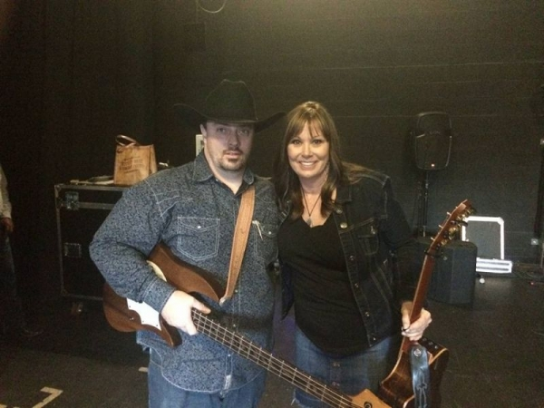 Backstage with Suzy Boggus
