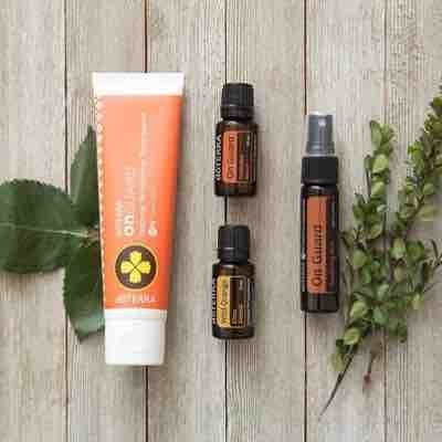 The On Guard oil blend and On Guard household products promote a healthy immune system and give a natural alternative to synthetic products.