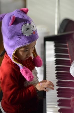 Piano Lessons at MY home or YOUR home. You choose!