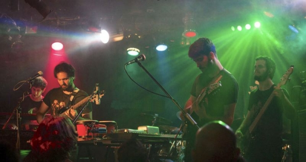 Playing with An Endless Sporadic at the Viper Room