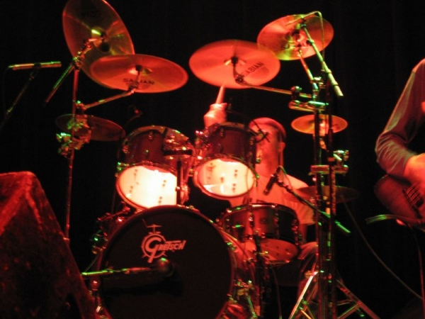 Playing a NorVA show in Norfolk, VA back in 2010.
