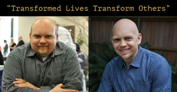 Transformed Lives Transform Others