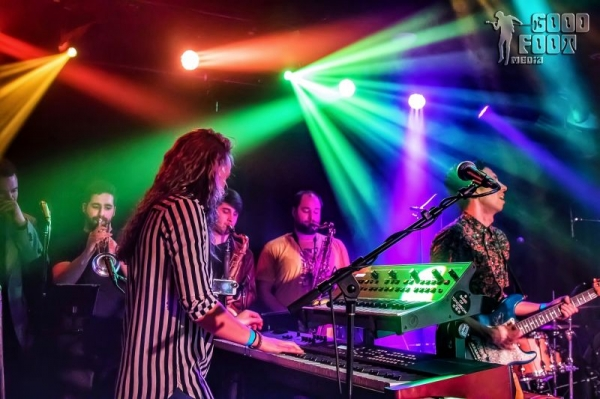 Union Stage in DC w. Band Of Tomorrow feat. Cory Wong