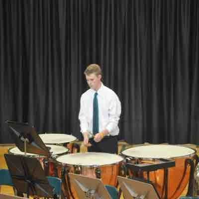 Timpani in high school
