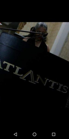 Lead and Background Vocals with Atlantis Band, Atlanta GA