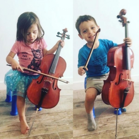 Toddler Cello Lessons