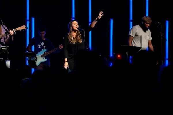 Absolutely love the opportunity to lead God's people in worship. Such a humbling honor and privilege.
