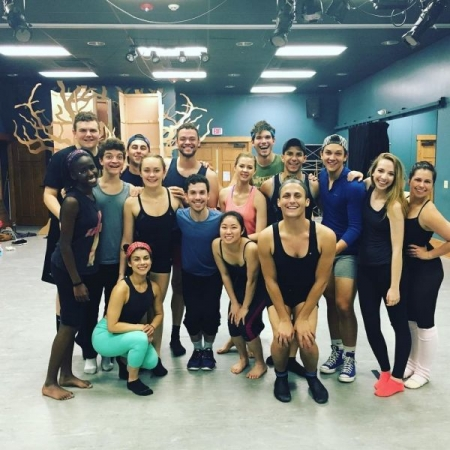 Master Class at Flat Rock Playhouse