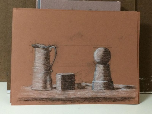 Still Life, Perspective