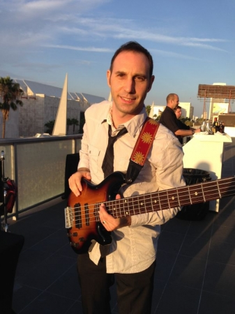 Rooftop Gig at Los Angeles' Petersen Auto Museum