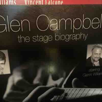 Privileged to Tribute the life and music of Mr. Glen Campbell.....