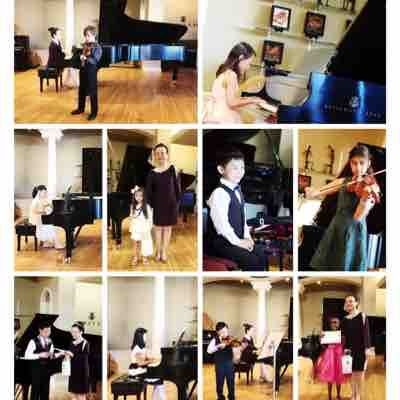 Anny Hong Music Studio-lessons, recital, Interview...etc.