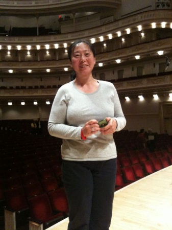 Carnegie Hall with the Alabama Symphony