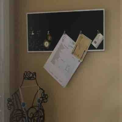 Craft... to decorate your home, studio, room, kitchen walls... and write what you want!