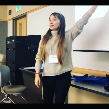 Presenting at the 40th Annual Applied Linguistics Winter Conference (Binghampton University, NY)