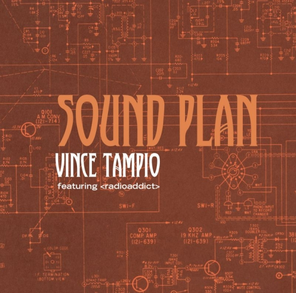 Sound Plan (11/7/2017) - An instrumental jazz album that incorporates Psychedelic Rock and Electronic Dance Music (EDM).