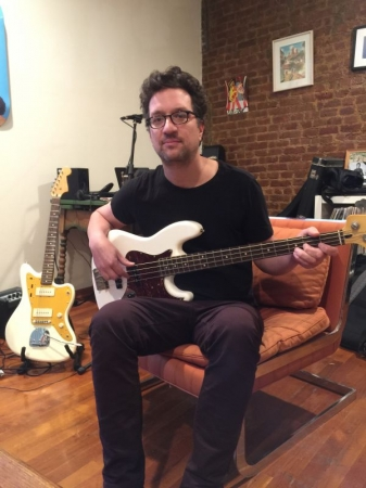 Let's play some bass.