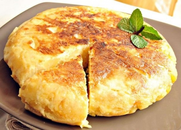 Spanish Tortilla is a terrific potato and egg snack that's delicious both hot and cold and is easy to customize.